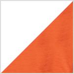 Bianco-arancione